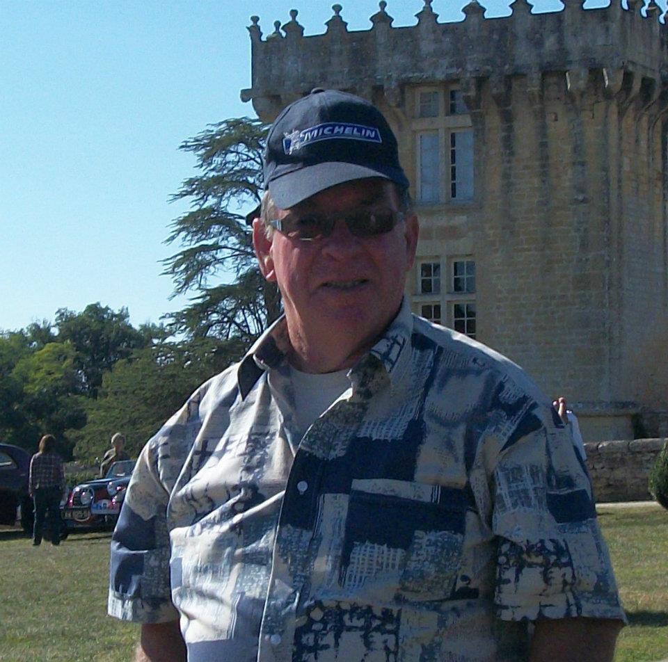 Jean Claude Fradin