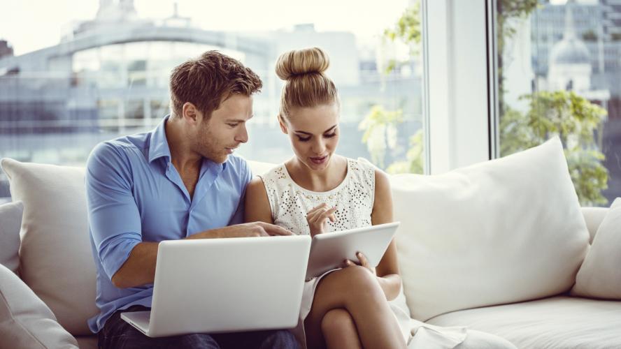 Prêt personnel, Crédit internet